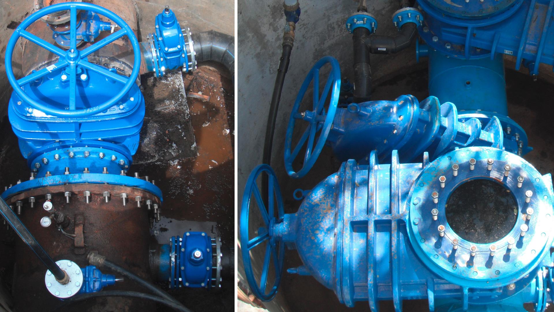 Reducerea pierderilor de apă în România