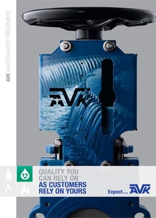 Broșura pentru tratarea apei reziduale