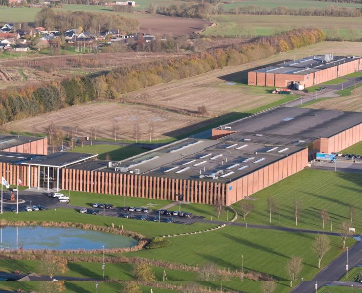 AVK International Skovby vedere aeriană