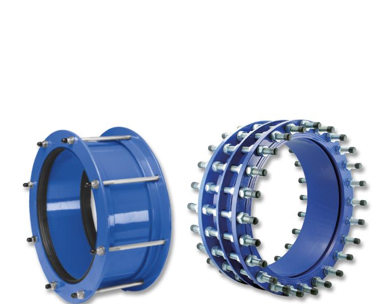 Cuplaje și adaptoare pentru magistrale de apă