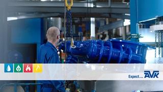 Turul fabricii AVK